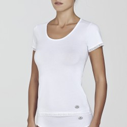 Bluzka Azalea Bianco -...