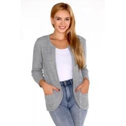 Sweter Hetiena Grey