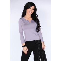 Bluzka Angelina CG011 Grey