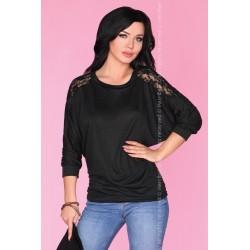 Bluzka Nikki CG023 Black