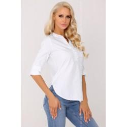 Bluzka Katelijn White 85182