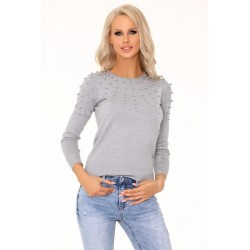 Sweter Ekenena Grey 649