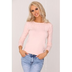 Sweter Ekenena Pink 649