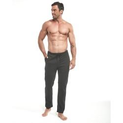 Spodnie Night 691 Czarne