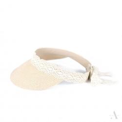 Daszek Cotton (Handmade) Ecru