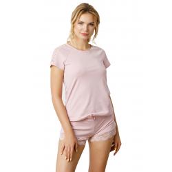 Piżama Ensimi Pink Selene