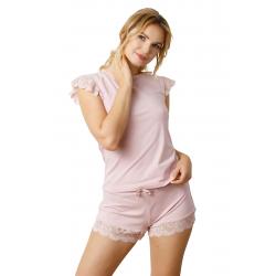Piżama Ensimi Pink Luna