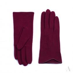 Rękawiczki Melbourne Bordowe