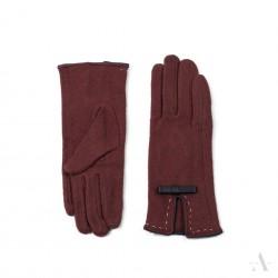 Rękawiczki Bordeaux Rude