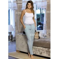 Spodnie Amelia 3080-1 Miętowe