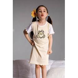 Piżamka dziewczęca Ami 2981...