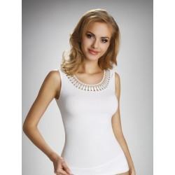 Koszulka Olinea Plus Biała